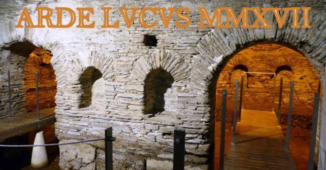 ARDE LVCVS MMXVII ¡Los días 30 de Junio, 1 y 2 de Julio!