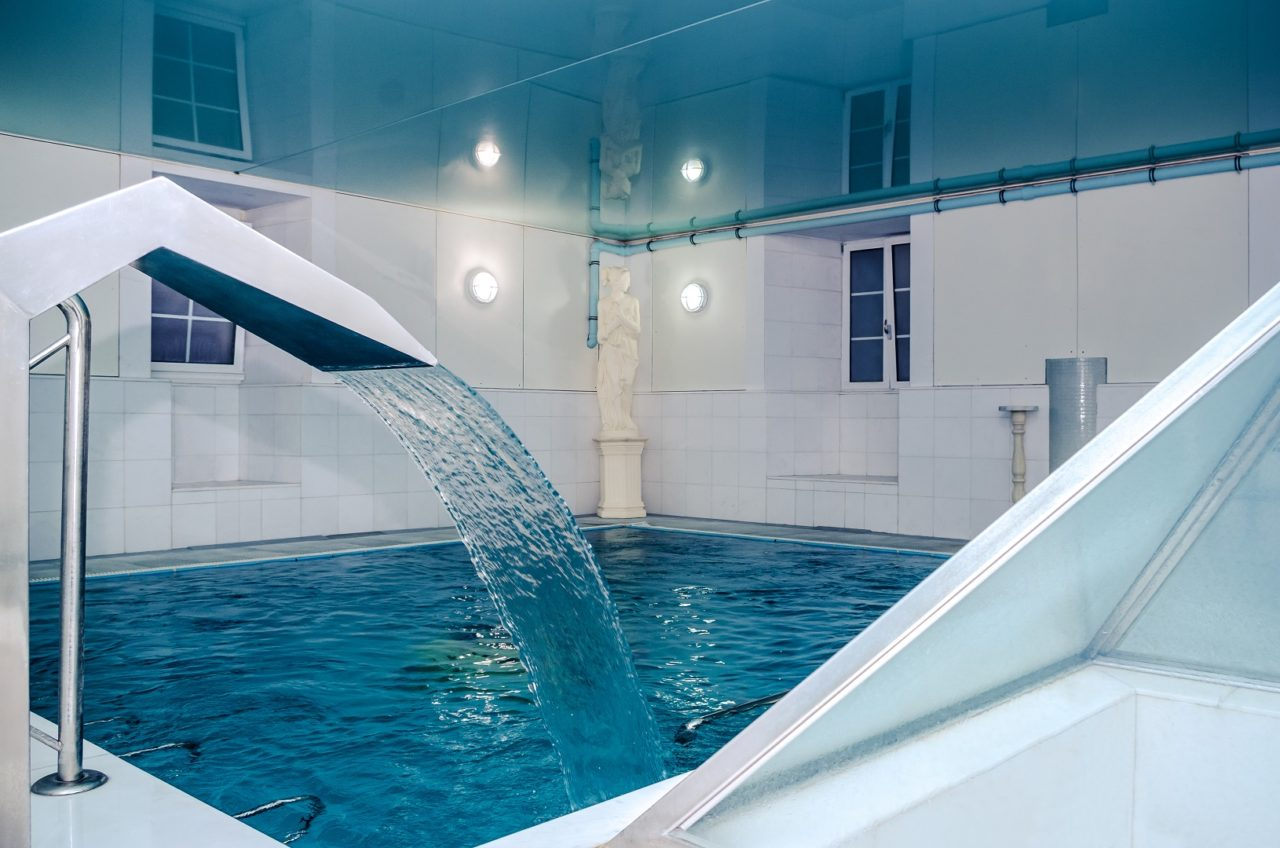 piscina balneario de Lugo
